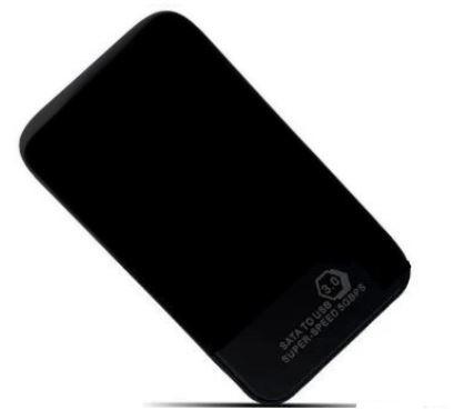 Caja para disco 2.5 SATA USB 3.0 soporta 6 gigas ( 4TB)