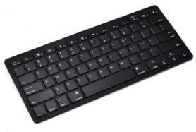 Teclado bluetooth Model: WB-8022 / de pilas