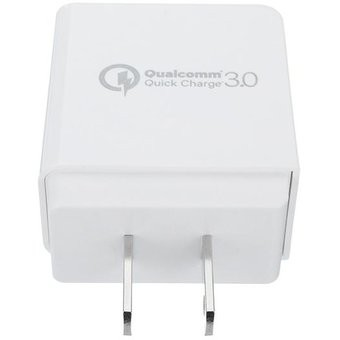 Qualcom carga rápida (cargador con 1 puerto usb)