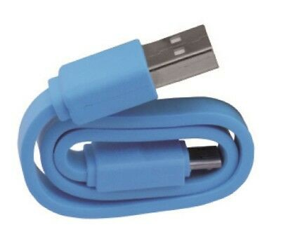 Cable flat V8 Samsung 20 CM ( blue) ( paquete x 10 UND)
