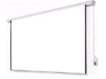 Telón eléctrico 16:9 (L 2,65 mts x A 1,49 mts)