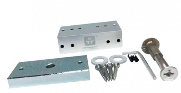 Electro - imán para puertas ( 60 KG)