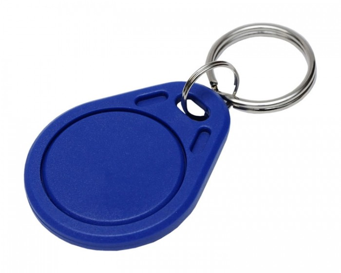 Tac llavero (azul)