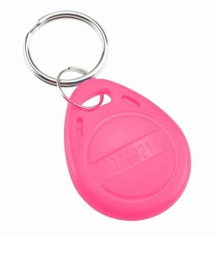 Tac llavero IC (rosado)