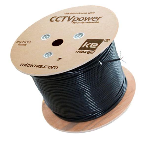 Cable UTP cat 6 exterior