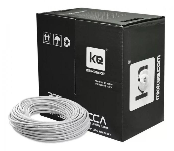 Cable UTP 5e 0,49 interior