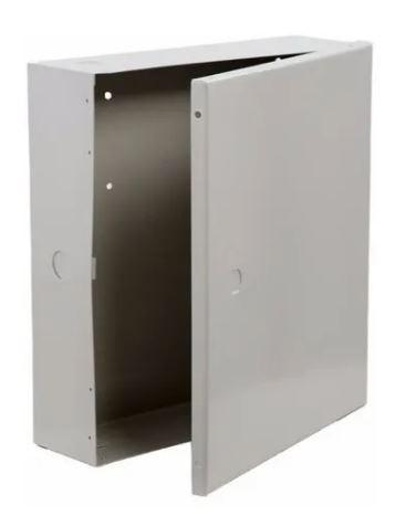 Cajas metálica- Caja alarma teclado
