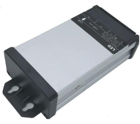 Transformador fuente de alimentación para exteriores 12 V 10 A