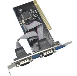 Tarjeta PCI 2 serial y 1 paralelo doble serial