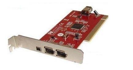 Tarjeta PCI Firewire