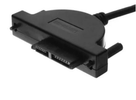 Cable convertidor mini Sata a USB
