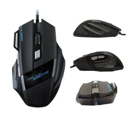 Mouse Óptico Gamer T6