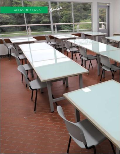 mesa de clases