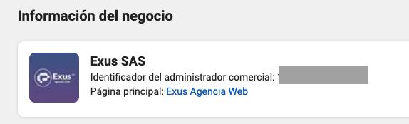 Facebook Business Manager (Administrador Comercial)