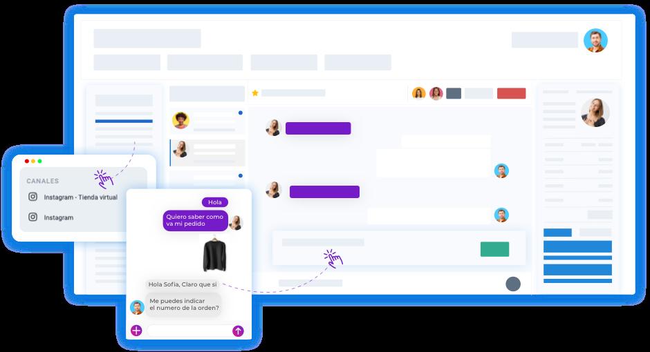 Inbox Centralizado y Colaborativo