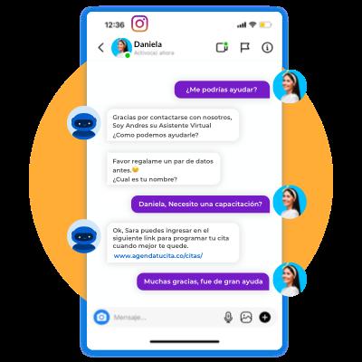 Chatbots para Instagram