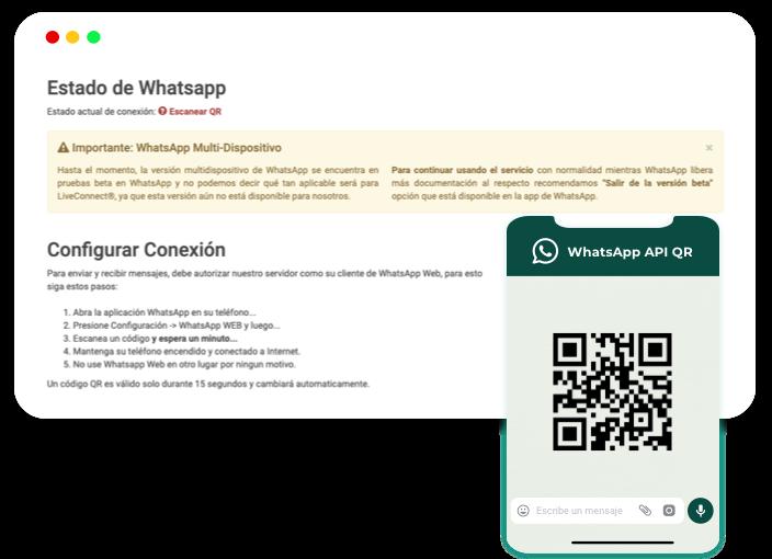 Acceso Instantáneo al API