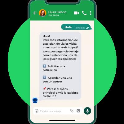 Chatbots para WhatsApp