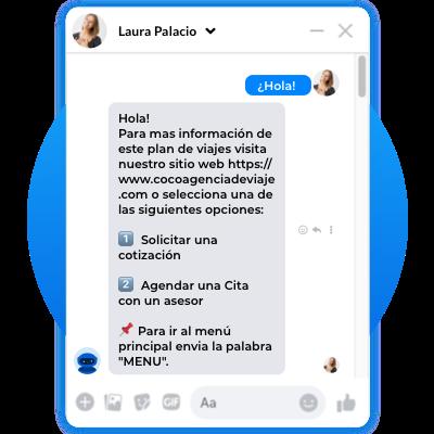 Chatbots para Facebook