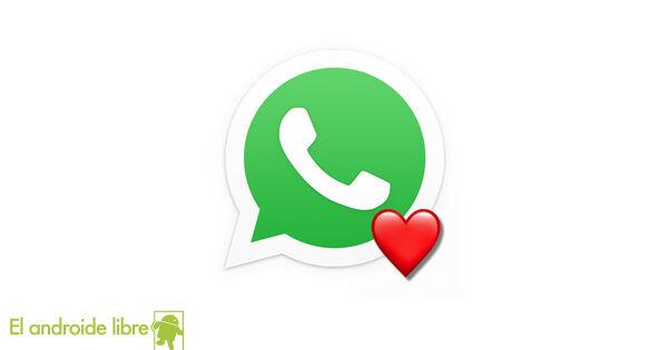 WhatsApp finalmente añade las reacciones a los mensajes