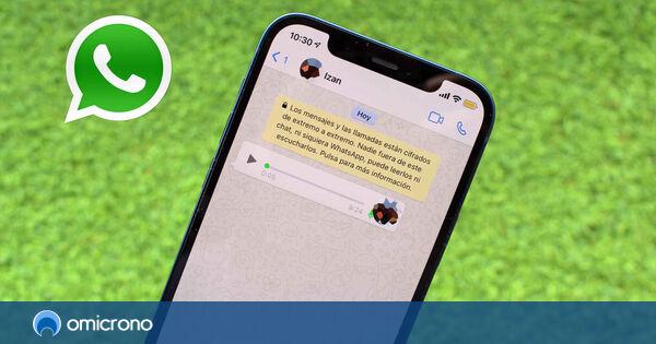 El truco de WhatsApp para saber qué dice un audio sin tener que escucharlo
