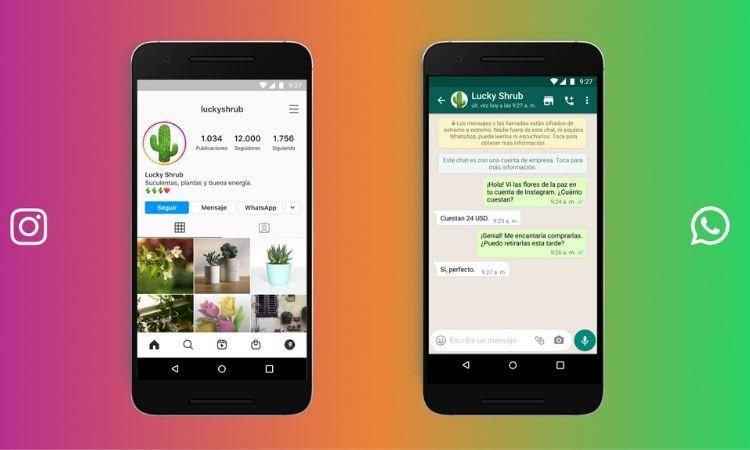 Cómo integrar un botón de Whatsapp en tu cuenta de Instagram Business