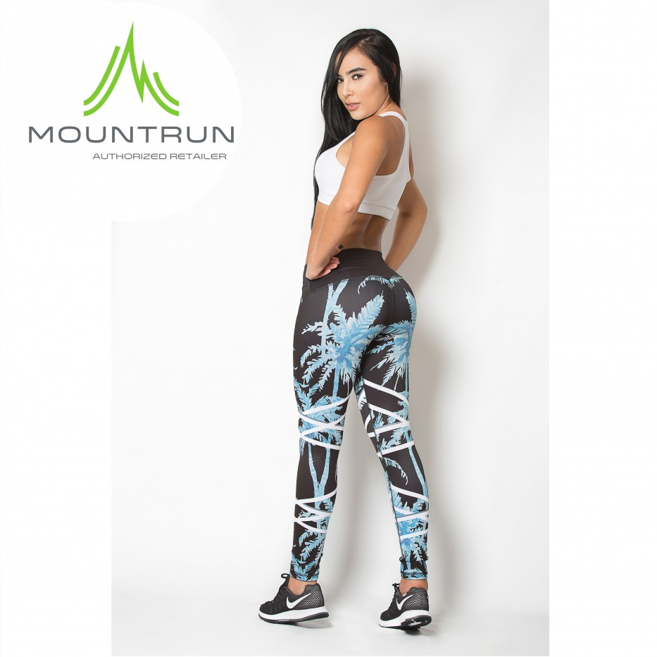 Mountrun Women's Workout Compression Pants (Andy)