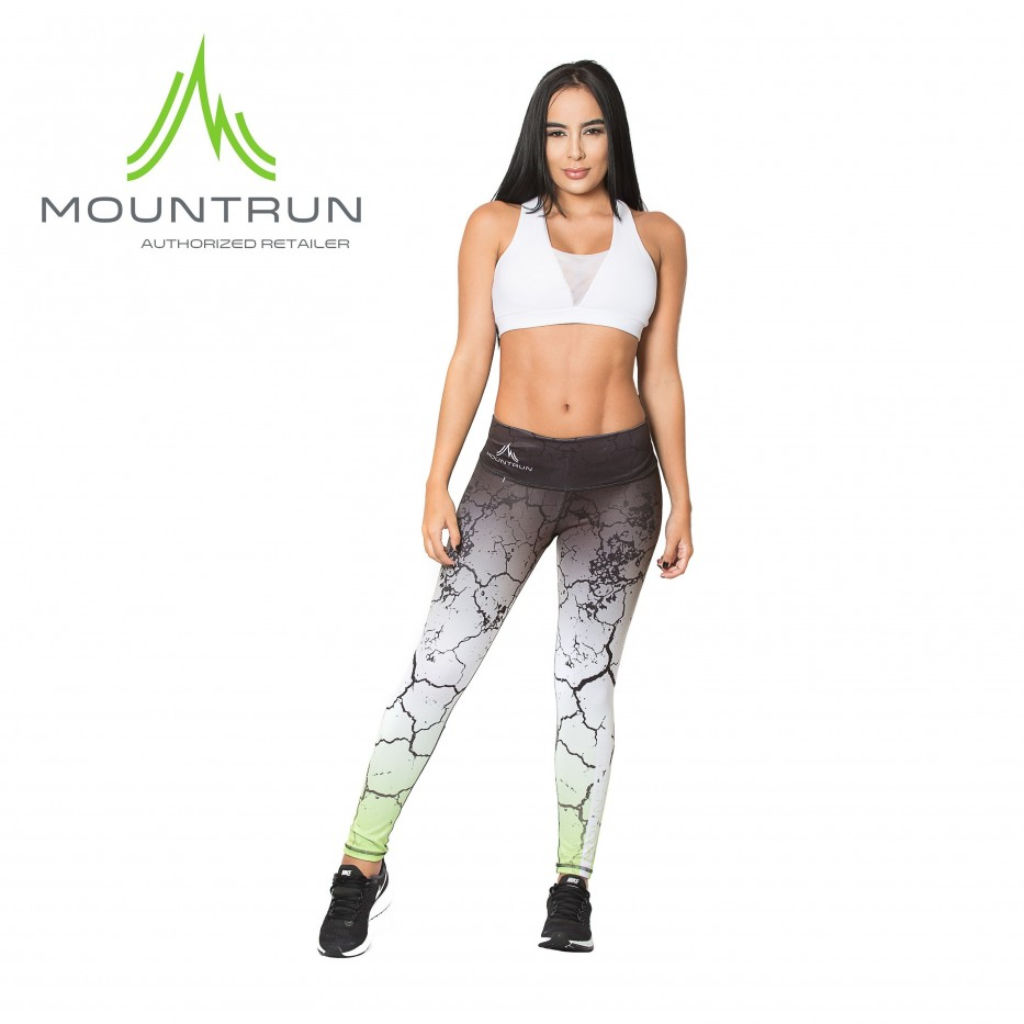 Mountrun Women's Workout Compression Pants (Vela)