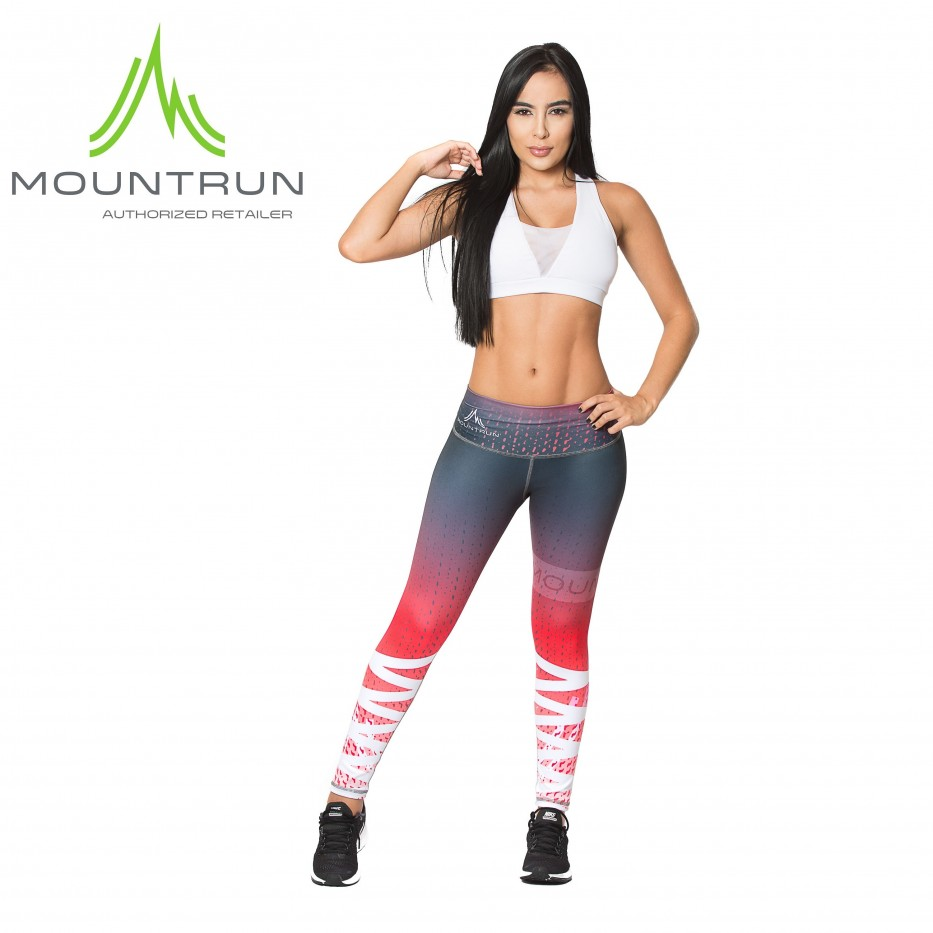 Mountrun Women's Workout Compression Pants (Vital)