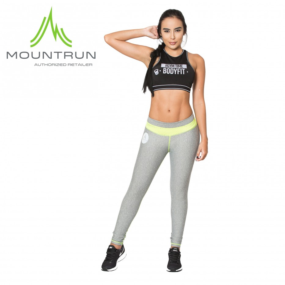 Mountrun Women's Workout Compression Pants (Jasper)