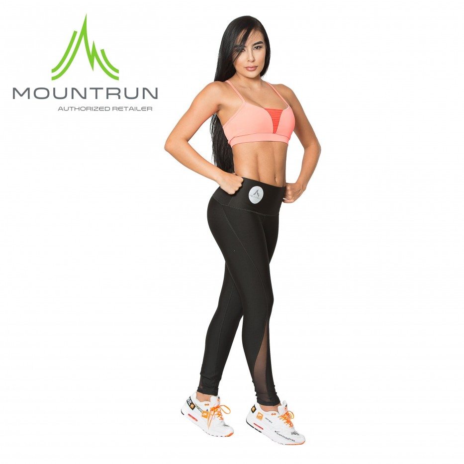 Mountrun Women's Workout Compression Pants (Tex)