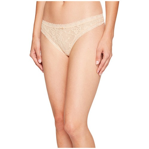 DKNY Intimates Signature Lace Thong S
