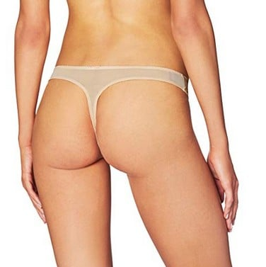 Heidi Klum French-Cut Lace Thong L