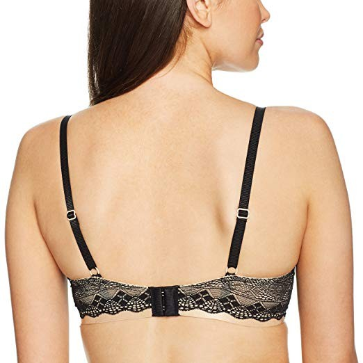 Heidi Klum Geometric Lace Full Coverage 36B