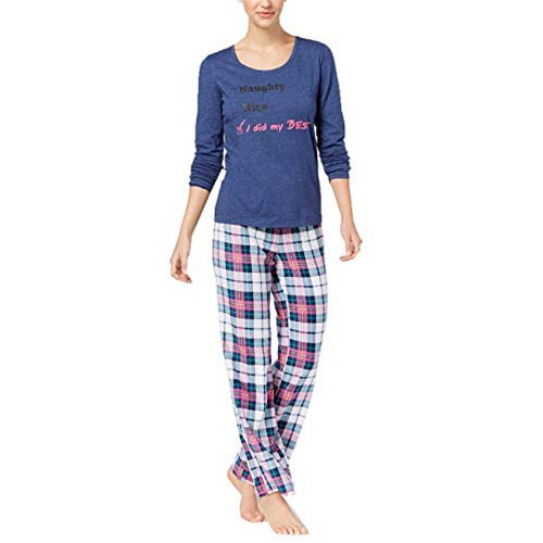 Jennifer Moore 2 Piece Fleece Pajama Set XS