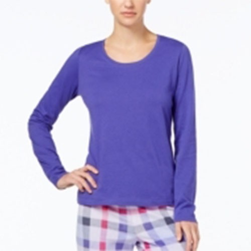 Jennifer Moore Graphic Pajama Top S