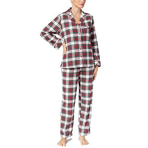 Charter Club Flannel Pajama Set XL