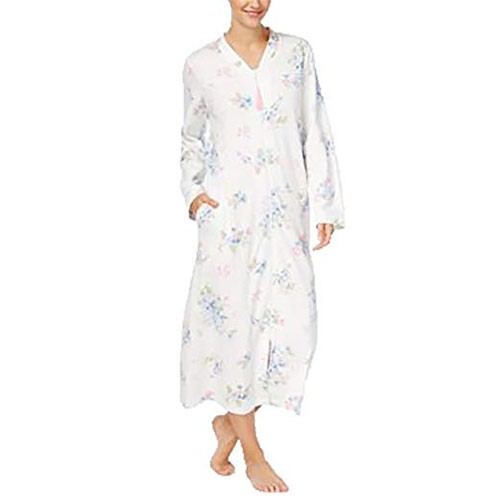 Charter Club Long Cotton Robe XS