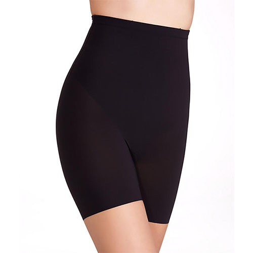 Maidenform Sleek Smoothers High-Waist Shorty M