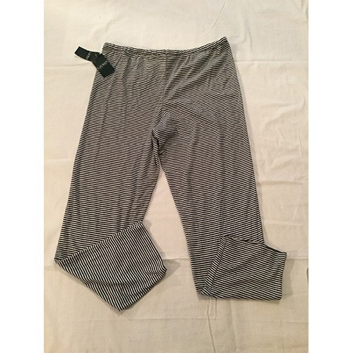 Ralph Lauren Lauren Striped Lounge Pants L