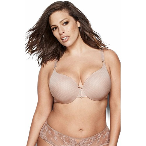 Ashley Graham Icon Contour Bra 40DDD