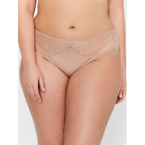 Ashley Graham Basic Hi Cut Panty XL
