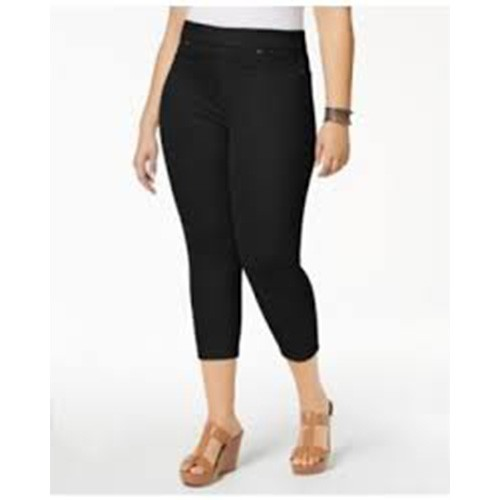 Hue Original Denim Capri Leggings XXXL