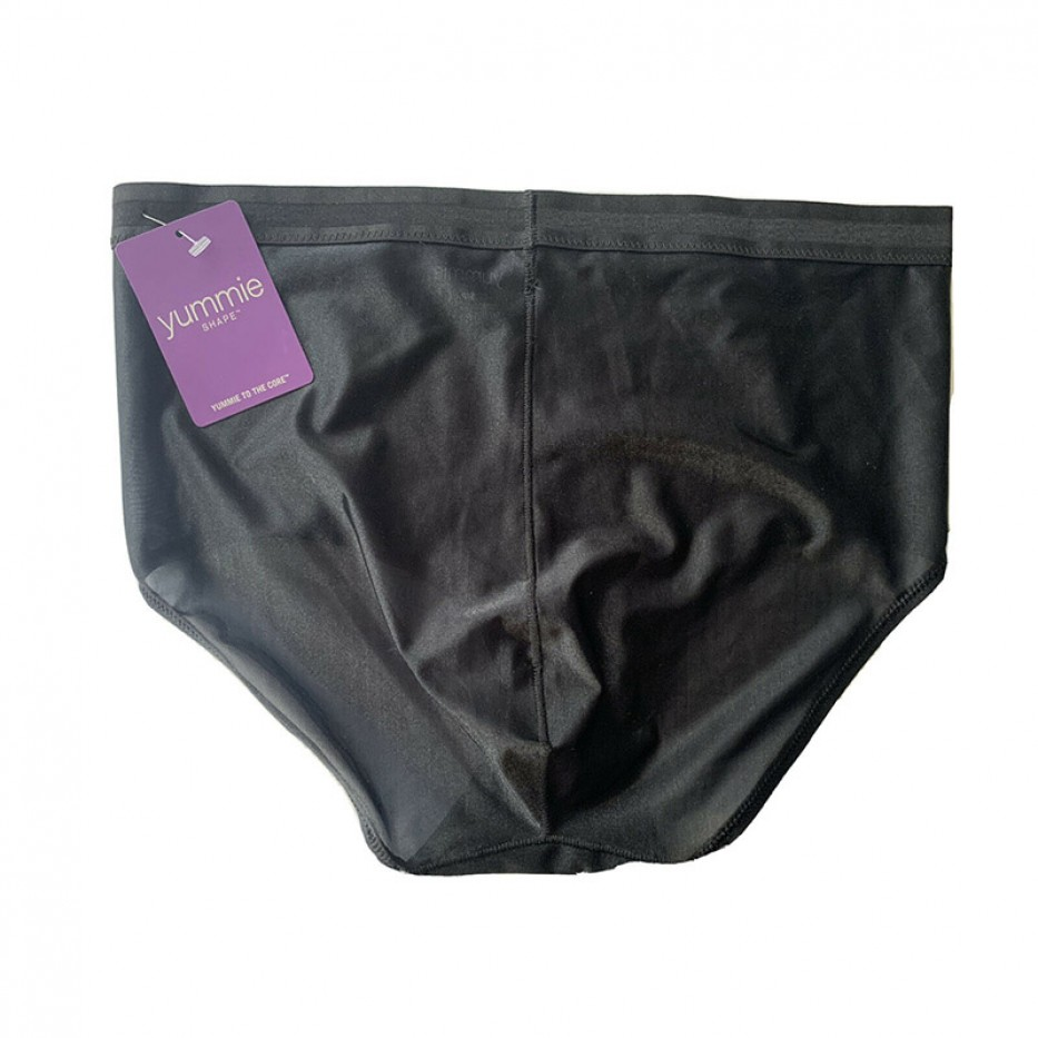 Yummie Shiny Tummy Control Brief S