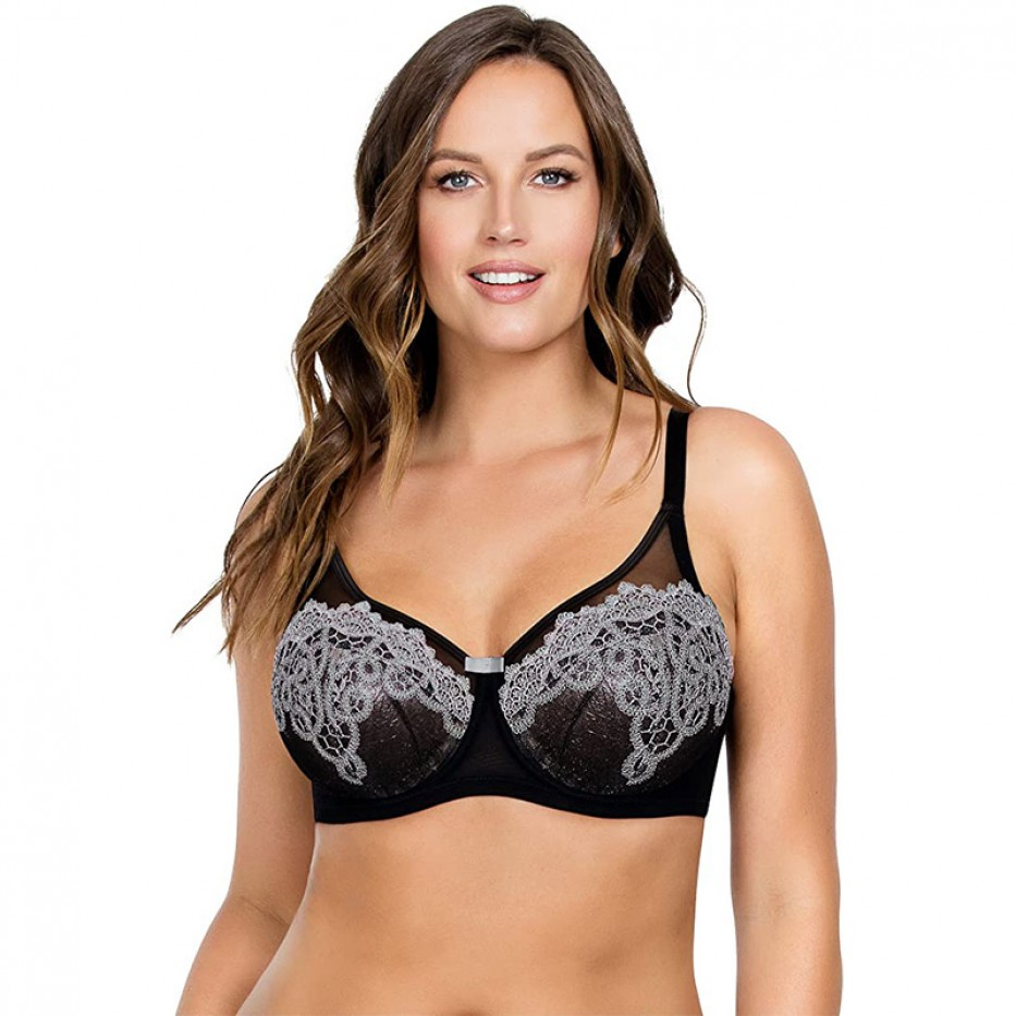 PARFAIT Lulu Unlined Underwire Bra 32D