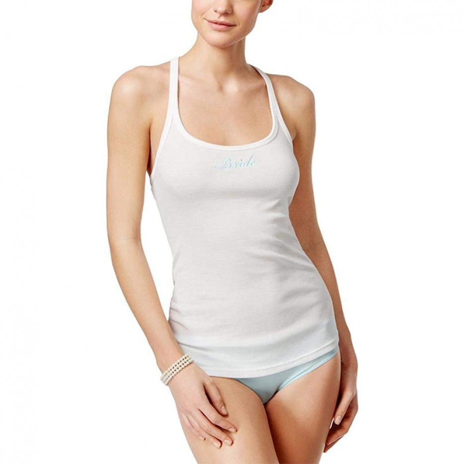 Linea Donatella Bride Tank Top XL