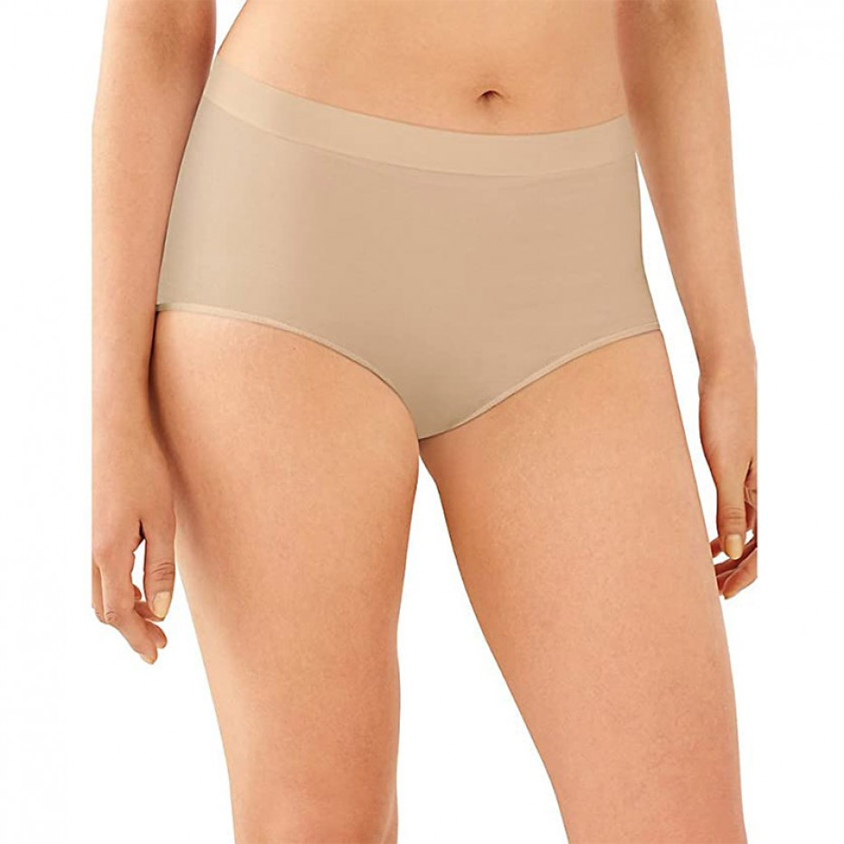 Bali All Over Smoothing Hi Cut Panty L