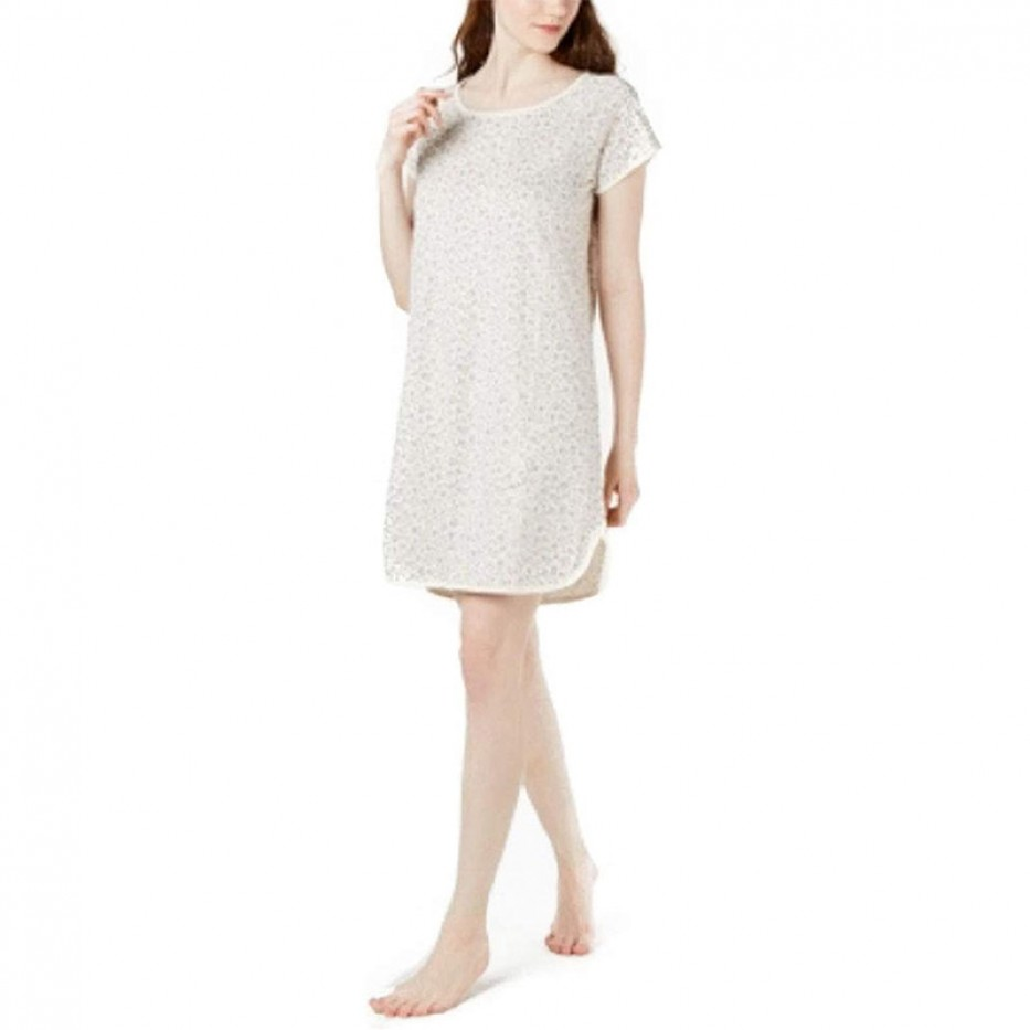 Charter Club Short Sleeve Nightgown L