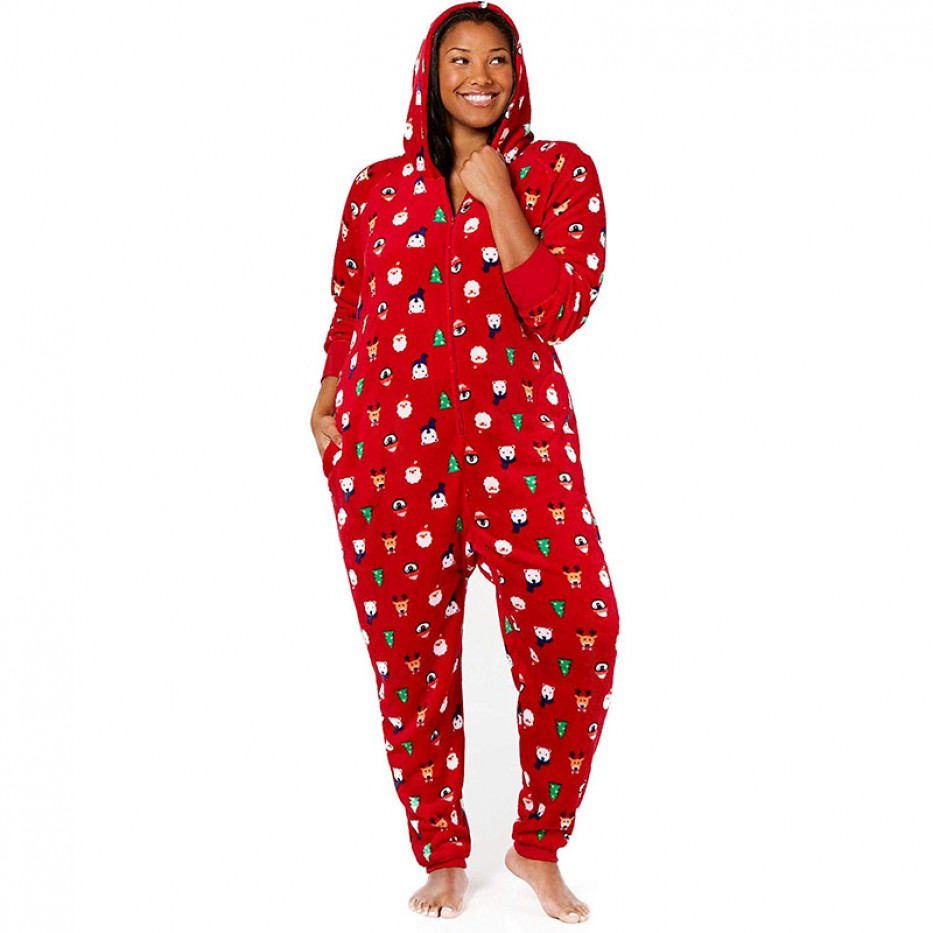 Family PJ Matching Plus Size Pajamas 3X