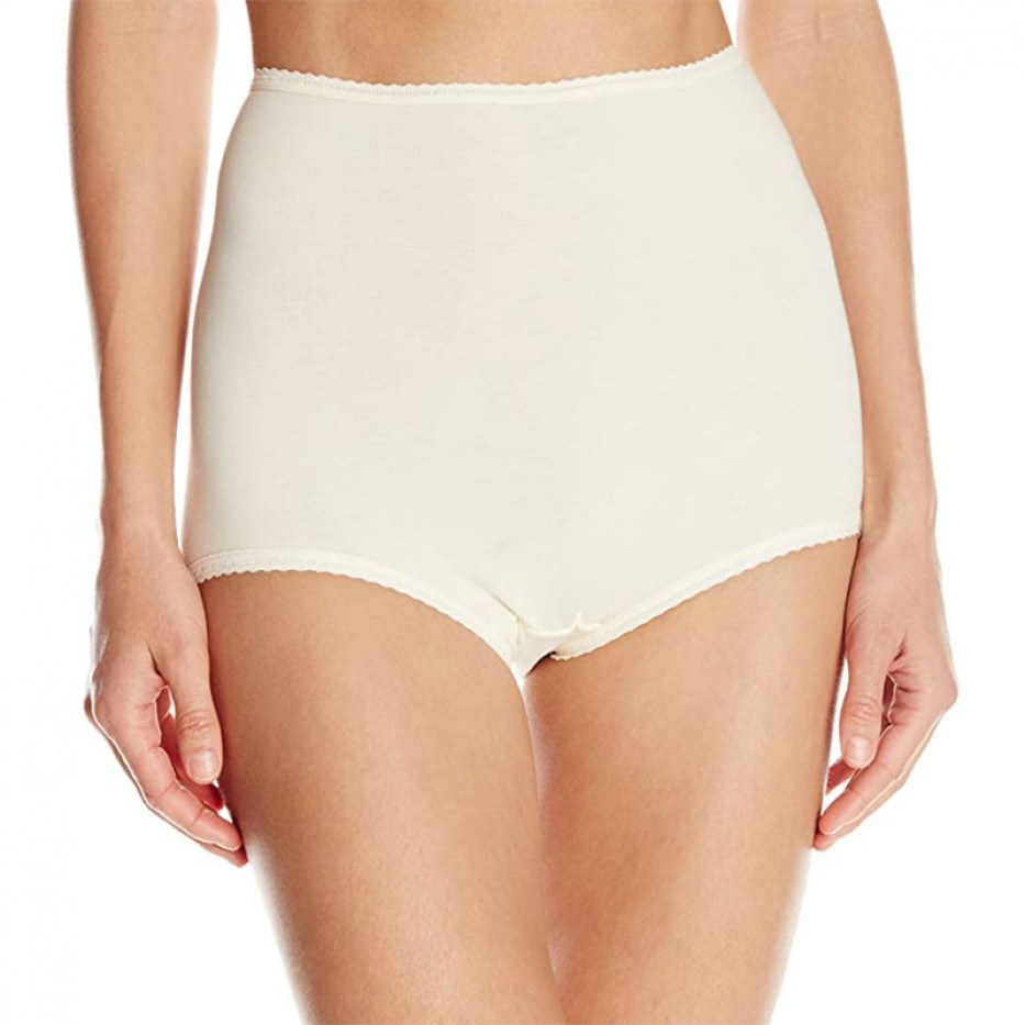 Bali Women's Cool Cotton Skamp 2X